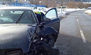 Busznak hajtott egy Audi Miskolcon - boon.hu
