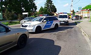 Hármas ütközés négy sérülttel Emődön - boon.hu
