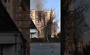 Lakástűz Miskolcon - Olvasói felvétel III. - boon.hu