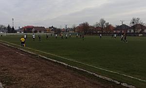Felsőzsolca - Bogács foci