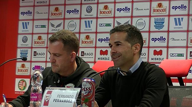 DVTK vs. Haladás 18/19, Fernando értékelése - boon.hu