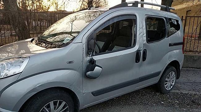 Felborult egy Fiat Miskolcon - boon.hu