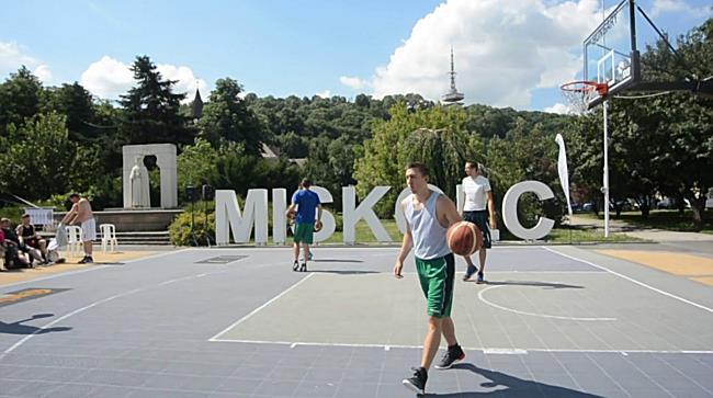 Lions Streetball a Városház téren - boon.hu