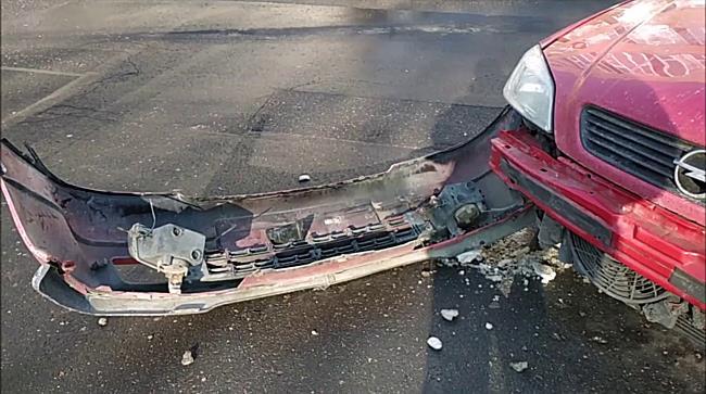 Suzuki ütközött Opellel Miskolcon - boon.hu
