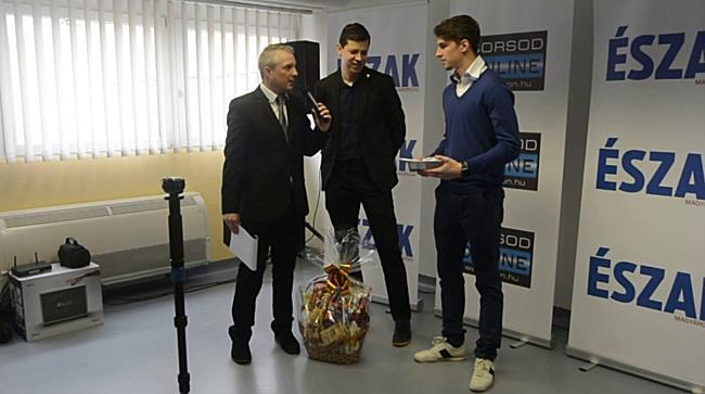 Borsod-Abaúj-Zemplén megye Év sportolója 2017 gálaünnepség - boon.hu