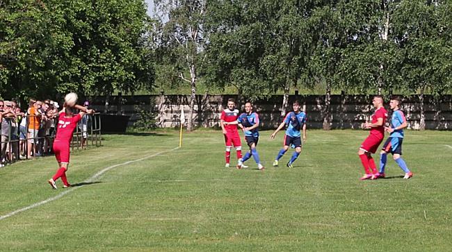 Bőcs - Bogács foci