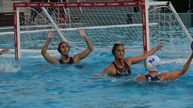 Magyarország USA női vízilabda Vodafone kupa - boon.hu