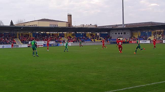 DVTK vs. Haladás - boon.hu