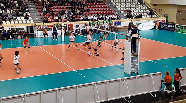 Magyarország vs. Portugália női röplabda U17 EB selejtező - boon.hu
