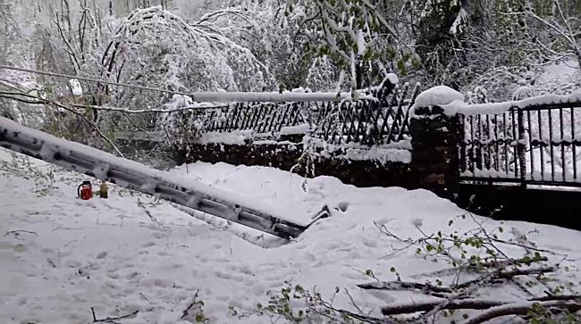 Áprilisi tél Ómassán I. - boon.hu