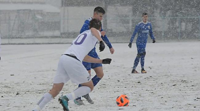 KBSC Békéscsaba NBII focimeccs Tiszaújvárosban - boon.hu