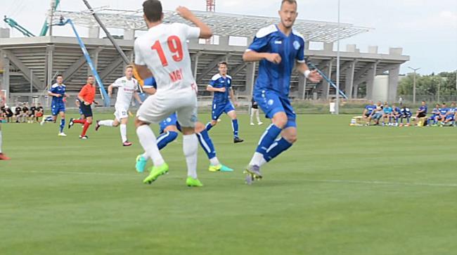 Felkészülési mérkőzés: DVTK vs. Lokomotíva Košice - boon.hu