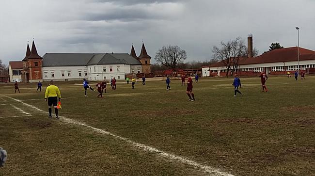 Szirmabesenyő vs. Sajószentpéter 5-2 (1-0) - 2018/2019 - boon.hu