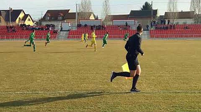 MVSC vs. Alsózsolca megyei ll-es focimeccs