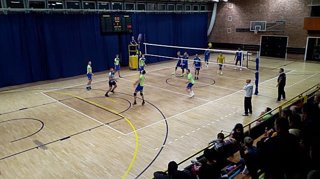 Vegyész RC Kazincbarcika vs. Pécsi TE-PEAC