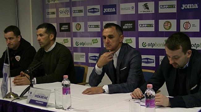 Újpest vs. DVTK 18/19, Edzői nyilatkozatok - boon.hu