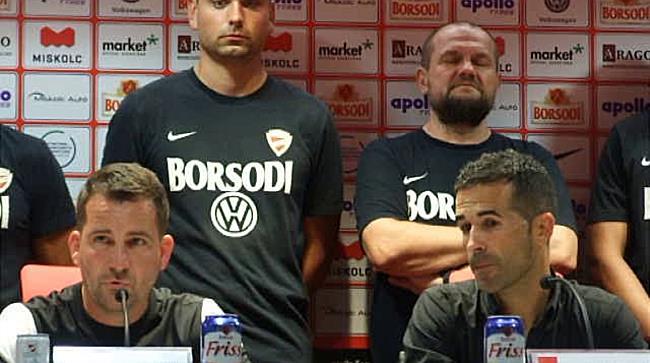 DVTK vs. Videoton 17/18, Fernando Fernandez - boon.hu