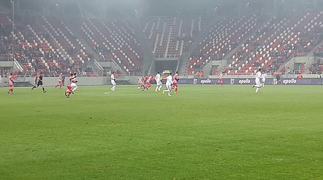 DVTK vs. Kisvárda Master Gold NB l-es focimeccs