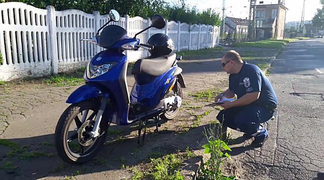 Kátyú miatt került kórházba a motoros Miskolcon - boon.hu