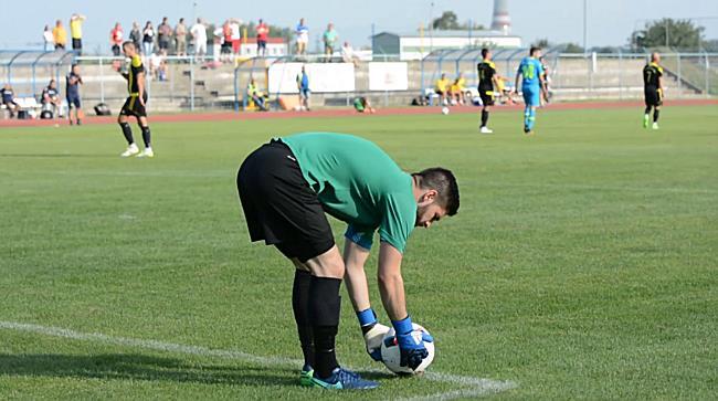 Tiszaújváros vs. Cigánd NB III-as focimeccs - boon.hu