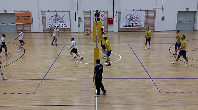 Vegyész RC Kazincbarcika vs. Debreceni EAC - boon.hu