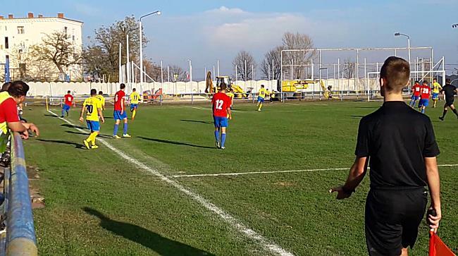 Sajóbábonyi VSE vs. Eger SE 0-0 - 2018/2019 - boon.hu