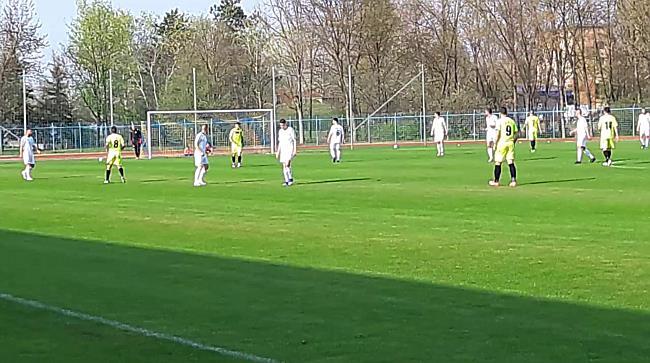 Tiszaújváros vs. Tállya focimeccs