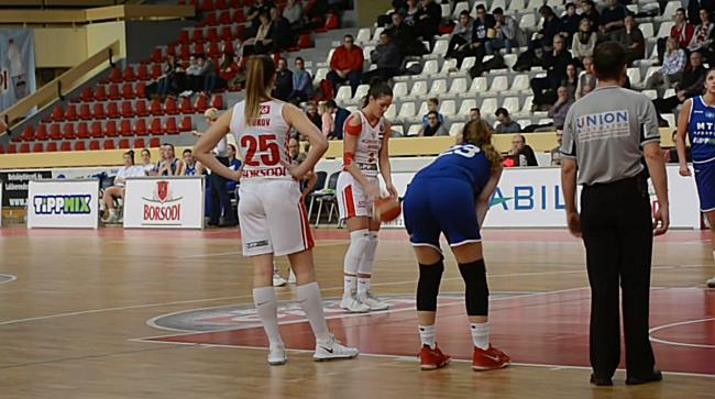 DVTK MTK NBI női kosárlabda bajnoki meccs - boon.hu