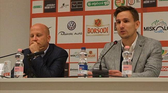 DVTK vs. Videoton 17/18, Marko Nikolic  - boon.hu